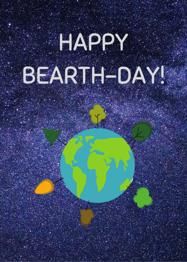 B-earth Day